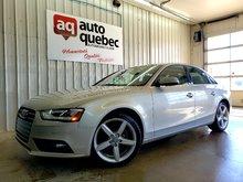 Audi A4 Premium Plus Toit / Navy / Cam Recul 2013