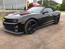 Chevrolet Camaro ZL1 * CONVERTIBLE, 6.2L SUPERCHARGED * 2014