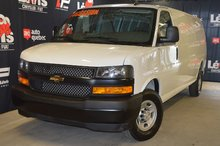 Chevrolet Express Cargo Van CHEVROLET EXPRESS ALLONGÉE 2018