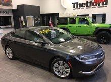 Chrysler 200 LIMITED/V6 GARANTIE **69$SEM.0$COMPTANT** 2015