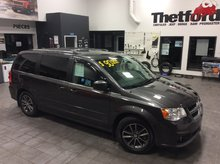 Dodge Grand Caravan SXT /BLACK /PLUS/STOW'NGO/**90$SEM.0$** 2017