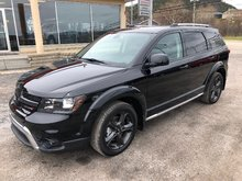 Dodge Journey Crossroad AWD * 7 PASSAGERS, CUIR, GPS, DVD* 2018