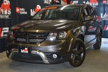 Dodge Journey Crossroad AWD 7 PASSAGERS DVD GPS CAMÉRA 2018