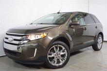 Ford Edge Limited A/C MAG TOIT PANO NAV **71$+tx/sem.** 2011