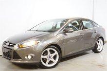 2012 Ford Focus Titanium A/C MAG SIÈGE CHAUFFANT **42$+tx/sem.**