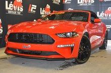 Ford Mustang PREMIUM DÉCAPOTABLE INTÉRIEUR CUIR 2018