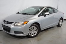 2012 Honda Civic LX COUPE A/C BLUETOOTH