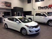 Hyundai Elantra L /BAS KILOMÉTRAGE/*35$SEM.0$COMTANT TOUT INCLUS* 2016
