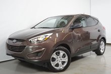 Hyundai Tucson GL AWD SIEGE CHAUFFANT 2015