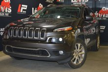 Jeep Cherokee Limited V6 TOIT PANORAMIQUE ATTACHE-REMORQUE 2014