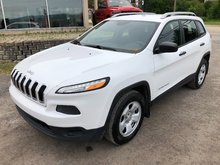 Jeep Cherokee Sport * GROUPE REMORQUAGE, DÉMARREUR * 2016
