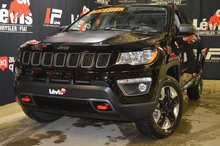 Jeep Compass TRAILHAWK TOIT PANORAMIQUE 100% CUIR GPS 2018