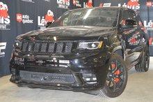 Jeep Grand Cherokee SRT TOIT PANORAMIQUE NEUF LIQUIDATION MODÈLES 2018
