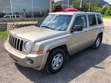 Jeep Patriot NORTH * DÉMARREUR À DISTANCE, SEULEMENT 62 867 KM* 2010