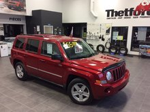 Jeep Patriot NORTH ÉDITION 4X4 MANUELLE WOW! /55$SEM.0$COMTANT 2010