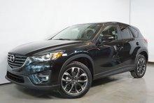 Mazda CX-5 GT AWD CUIR TOIT GPS SIEGE CHAUFFANT 2016