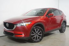 Mazda CX-5 GT TECH AWD GPS CUIR TOIT SIEGE CHAUFFANT 2018
