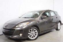 Mazda Mazda3 Sport GT AUTO A/C MAG TOIT CUIR NAV **49$+tx/sem.** 2013