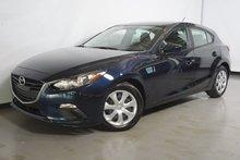 2016 Mazda Mazda3 Sport GX-SKY GPS CAMERA BLUETOOTH CRUISE