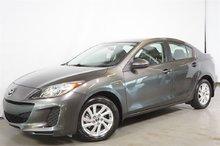 2013 Mazda Mazda3 GS-SKY AUTO A/C MAG  ** 37$+tx/sem. **