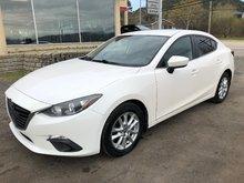 Mazda Mazda3 GS-SKY * SIÈGES CHAUFFANTS, CAMÉRA, AUTOMATIQUE* 2014