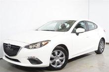 Mazda Mazda3 GX A/C BLUETOOTH ** 46$+tx/sem. ** 2015