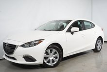 2015 Mazda Mazda3 GX-SKY A/C BLUETOOTH