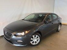 Mazda Mazda3 GX A/C BLUETOOTH 2015