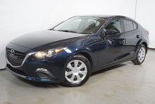 2016 Mazda Mazda3 GX-SKY GPS BLUETOOTH CAMERA