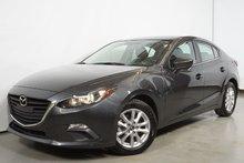 Mazda Mazda3 GS-SKY GPS DEMARREUR SIEGE CHAUFFANT 2016