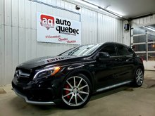 Mercedes-Benz GLA-Class 45 AMG / Moteur 355 HP / + 9000$ D'OPTIONS 2015