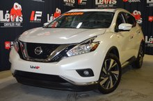 Nissan Murano SL TOIT PANORAMIQUE CUIR GPS 2015