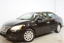 Nissan Sentra 1.8 S AUTO A/C CRUISE BLUETOOTH **36$+tx/sem.** 2013