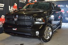 Ram 1500 Sport GPS SUSPENSION PNEUMATIQUE RAMBOX 2017
