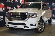 Ram 1500 LONGHORN CREW CAB BOITE 6.4 PIEDS DÉMONSTRATEUR 2019