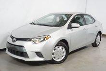 Toyota Corolla LE SIEGE CHAUFFANT CAMERA 2015