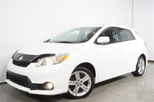 Toyota Matrix S AUTO TOIT BT A/C MAG **52$+tx/sem.** 2014