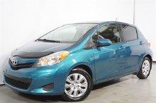 Toyota Yaris LE A/C BT CRUISE VITRE TEINTÉE ** 47$+tx/sem. ** 2012