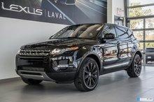 2014 Land Rover Range Rover Evoque Prestige / Toit Pano / Navigation / Bleutooth