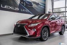 2018 Lexus RX 350 F-sport 2 / GPS/ CAM / CUIR / TOIT