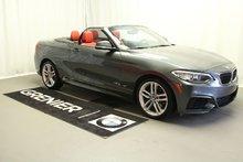 BMW 228i xDrive Convertible,Msport,,Navigation,a partir de 1.9% 2016