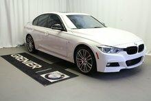 BMW 328i xDrive M Sport,Aileron et miroir en carbone,Grille noir 2016