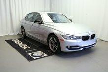 BMW 320i xDrive Financement 0.9%/SportLine,Nav,xénon,Sport line 2014