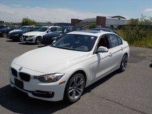 BMW 320i xDrive Navigation,Cuir Rouge,Sportline,Financement 0.99% 2015