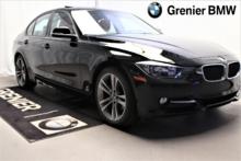 BMW 320i xDrive Bas km,Ligne sport,Cuir rouge,Financement 0.9% 2015