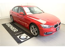 2015 BMW 320i xDrive Pneus neuf, Nav, Ligne Sport,a partir de 0,9%