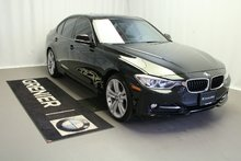 BMW 328d xDrive Nav,SportLine, Cuir rouge,À partir 0,9% 2014