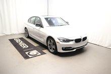 BMW 328d xDrive Diésel,Sportline,Cuir Rouge,Financement 0.99% 2015