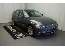 BMW 328i xDrive Touring, Groupe premium et exécutif, a partir 0.9% 2014