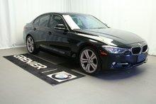 2014 BMW 328i xDrive Ligne Sport ,Navigation et toit , A partir de 0,9%